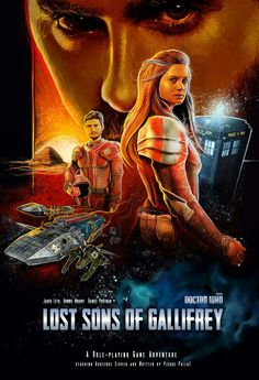 LOST SONS OF GALLIFREY