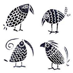 PAJAROS, birds