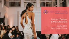 Marbella Design Academy Winter 2019 Expo Fashion Show. Twice a year Marbella Design Academy organises an Expo where our students are able to display their projects.  Marbella Design Academy offers:  - BA (Hons) Validated programme in Fashion Design & Manufacture. - BA (Hons) Validated programme in Graphic Design & Media. - BA (Hons) Validated programme in Interior Architecture & Design.  Our BA (Hons) validated programmes are validated by our UK partner, the University of Bedfordshire.
