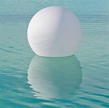 Ball och Globe, trådlösa LED-lampor