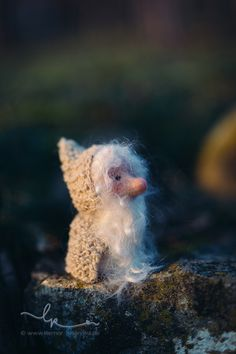 Wolfgang | Teil 2 › Amselle Wool Dolls, Felt Dolls, Pink Sheep, Scandinavian Gnomes, Felt Fairy, Dream Doll, Craft Free, Pastel Decor, Waldorf Dolls