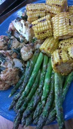 Asparagus, Vegetables, Food, Studs, Essen, Vegetable Recipes, Meals, Yemek, Veggies