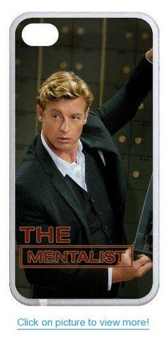 Accurate Store American police procedural television series The Mentalist Iphone 4,4S TPU Case Cover