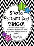 Grandparent's Day or Special Person's Day BINGO!