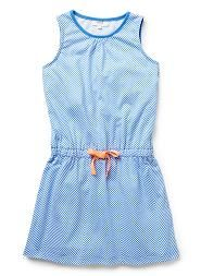 Chevron Stripe Dress - Seed