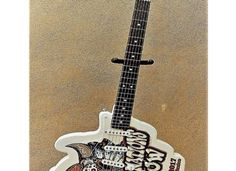 Gathering of Nations Custom Guitar – Enter To Win