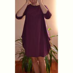 σπορ φορεμα, δωρεαν πατρον για φορεμα σε ολα τα μεγεθη Plus Size Maxi, Altering Clothes, Sewing Patterns, Cold Shoulder Dress, My Style, Womens Fashion, Dresses, Diy, Vestidos