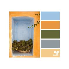 Design Seeds ❤ liked on Polyvore featuring colors, design seeds, palette, color palette and color inspiration