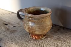woodfired teacup by DarlinCory on Etsy https://www.etsy.com/listing/259617389/woodfired-teacup