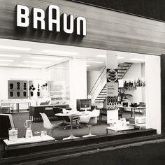 Braun Store back in the dayz ... #braun #dieterrams by thegoodolddayz