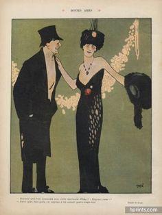 Gosé 1909 Elegante High-Class Hooker
