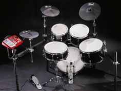 Best Electric Drum Set | with either acoustic drum triggers ... on