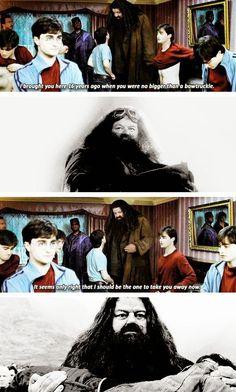 Hagrid <3