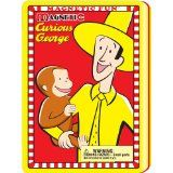 Curious George Magnet Play Set