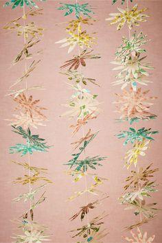 Flora Petal Garland (3) from BHLDN