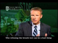 Refusing a Breath Test   http://myattorneysaid.com/why-refusing-a-breath-test-can-be-a-bad-thing/