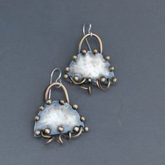 Rivka earrings | Flickr - Photo Sharing!
