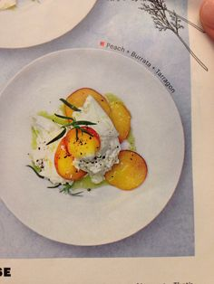 New take on The Caprese