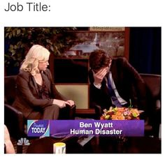 Parks and Recreation - - story of my life Parks And Rec Memes, Parks And Recs, Parks And Recreation Ben, Ben Wyatt, Youre My Person, Sports Humor, My Guy, Just For Laughs, The Funny