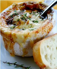 Henri's French Onion Soup Recipe