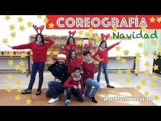 Baile de Navidad para niños Coreografía muy fácil