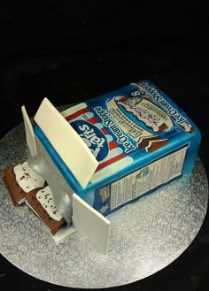 25030 pop tart cake artistic creative cake art food and drink cakes by www.creativecakeart.com.au, via Flickr