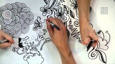 """How to """"Actually"""" Doodle: Weekly Project With Brooks Chambers"""