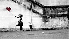 6) Banksy /