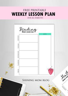 Free Teacher Binder Printables: Over 25 Pretty Planning Templates!
