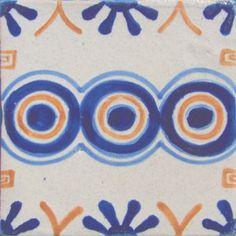 Talavera Tile - Mexican Connexion for Tile #design #Talavera #handmade #Mexican explore MexicanConnexion.com