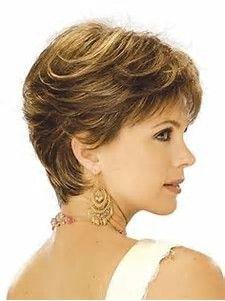short hair styles for women over 50 gray hair Hair Styles For Women Over 50, Short Hair Cuts For Women, Short Hairstyles For Women, Hairstyles Haircuts, Medium Hair Styles, Curly Hair Styles, Short Haircuts, Remy Human Hair, Human Hair Wigs