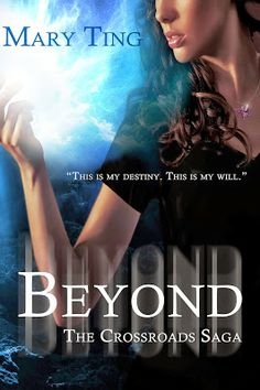 Musings Of Immortals.: Cover Reveal : Beyond by Mary Ting