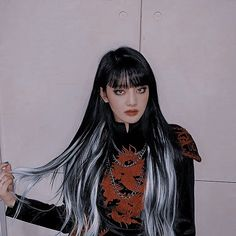 ₊˚ ༘ 𝑫𝑬𝑺𝑪 minnie aesthetic icon ; minnie (g)i-dle aesthetic ; (g)i-dle aesthetic ; Soft Grunge, Grunge Style, Style Indie, Tokyo Street Fashion, Kpop Aesthetic, Aesthetic Girl, Le Happy, K Pop, Grunge Outfits