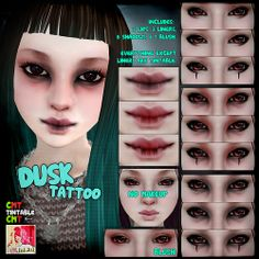 [ni.Ju] Dusk Tattoo | Flickr - Photo Sharing!