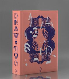 Drawings book on Editorial Design Served