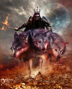 Hades, God of death and the underworld by ~Cold-Tommy-Gin