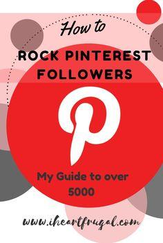 Pinterest Followers