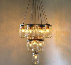 Lámparas DIY www.manualidadesytendencias.com #lámparas #diy #decoración