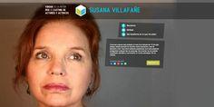 Actriz SUSANA VILLAFAÑE
