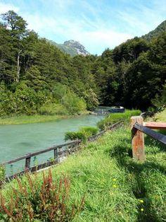 Río Frías, Puerto Blest, Bariloche, Argentina
