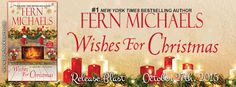 Tome Tender: Wishes for Christmas by Fern Michaels Release Blas...