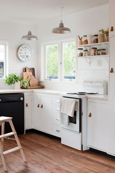 kitchen with the little details