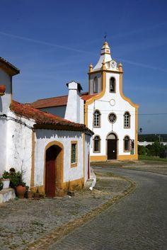 Igreja Matriz, Flor da Rosa, Crato, Alentejo, Portugal