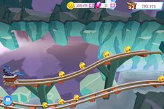 This is the furthest point I've made it to in the mine game in the MLP App.