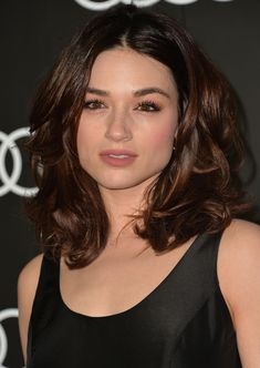 Crystal Reed appreciation hair post n°4