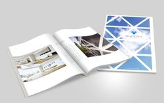 Quadra Palace on Behance by Endea #magazine #inspiration #brochure #cataloghi