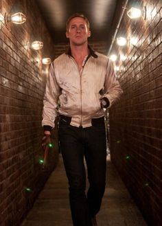 Pin for Later: 450 Pop Culture Halloween Costume Ideas The Driver From Drive