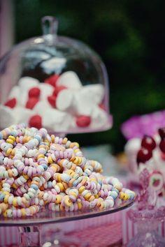 Buffet de bonbons