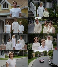 """""""These ghosts watch wanting people to remember that even the most desperate life is oh…so wonderful."""" Desperate Housewives series finale"""