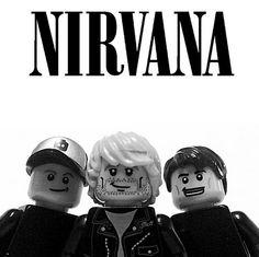 Lego Versions Of 20 Famous Bands - Adly Syairi Ramly